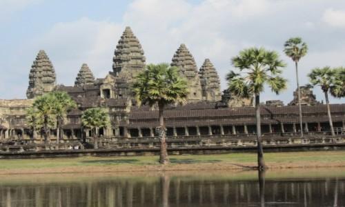 Zdjecie KAMBODżA / prowincja Siem Reab / kompleks świątyń Angkor / Angkor Wat