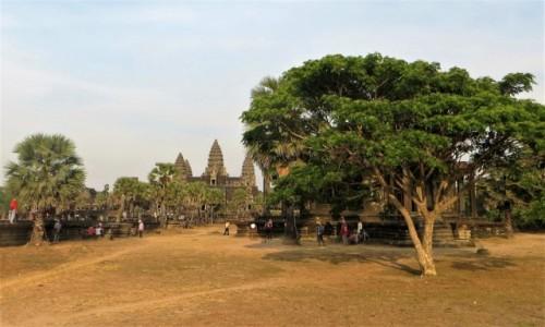 KAMBODżA / Prowincja Siem Reap / Angkor Wat / Angkor Wat