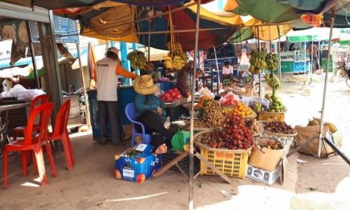 Zdjęcie KAMBODżA / okolice Kampotu / okolice Kampotu / Senne popołudnie