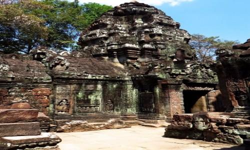 Zdjęcie KAMBODżA / Angkor / okolice Siem Reap / Ta Som