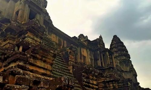 Zdjęcie KAMBODżA / okolice Siem Reap / Angkor / Angkor Wat