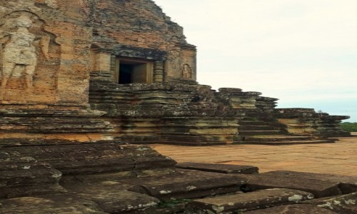 Zdjęcie KAMBODżA / okolice Siem Reap / Angkor / Angkor