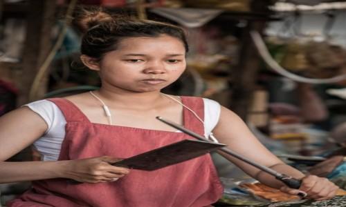 Zdjecie KAMBODżA / Prowincja Phnom Penh / Phnom Penh / Negocjator ... ka ;-)