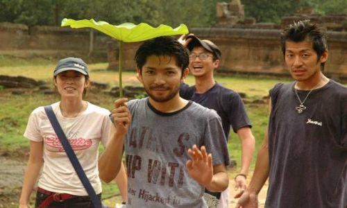 Zdjecie KAMBOD�A / brak / Angkor k/Siem Reap / �wi�tynie Angko