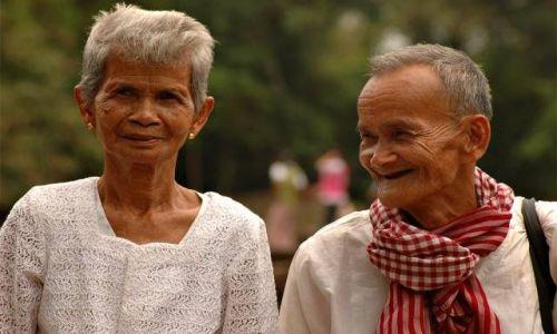 Zdjecie KAMBODżA / brak / Angkor k/Siem Reap / Świątynie Angkoru
