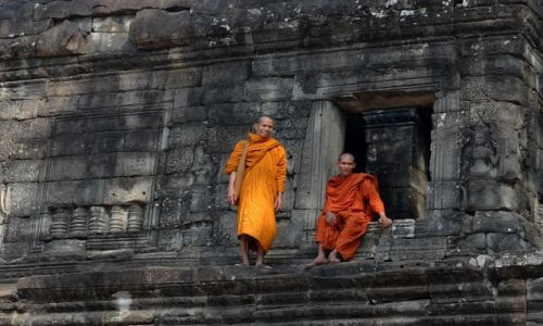 Zdjęcie KAMBODżA / Siem Reap / Angkor  / ***