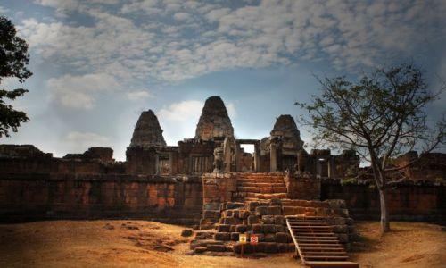 Zdjęcie KAMBODżA / Siem Reap / Angkor  / ~~~