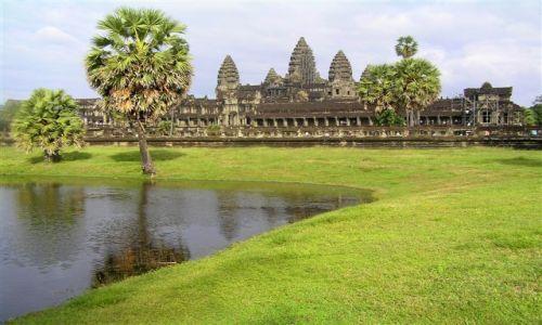 Zdjecie KAMBODżA / brak / Siem Reap  / Angkor Vat