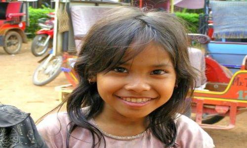 Zdjecie KAMBODżA / brak / SIEM REAP / Uśmiech z Kambodży