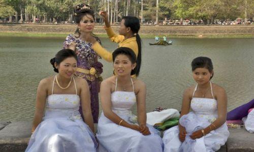 Zdjecie KAMBODżA / brak / SIEM REAP Angkor Wat / NA plenerze(fotograficznym)