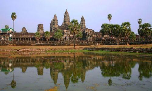 Zdjecie KAMBODżA / brak / SIEM REAP Angkor Wat / ANGOR WAT