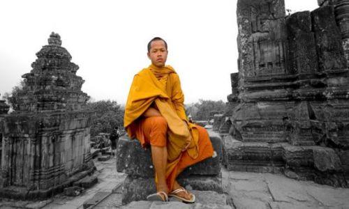 Zdjecie KAMBODżA / brak / SIEM REAP Angkor Wat / ***