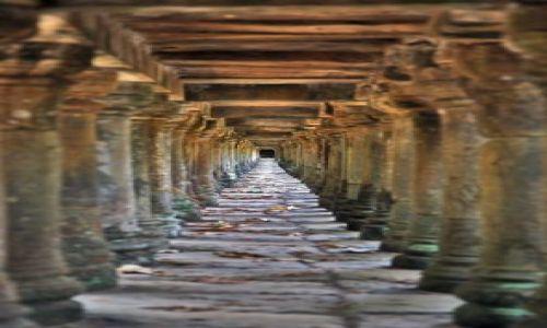 Zdjęcie KAMBODżA / brak / SIEM REAP Angkor Wat / ***