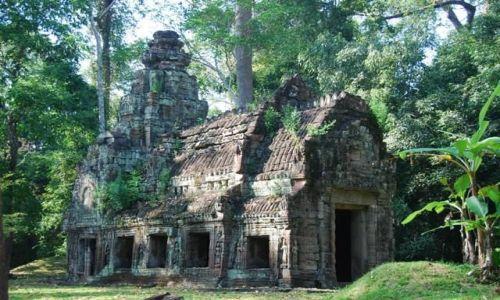 Zdjecie KAMBODżA / brak / Okolice Siem Reap / Świątynie Angkoru 3