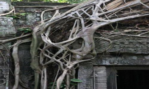 Zdjecie KAMBODżA / kamboża / kamboża / Swiątynia