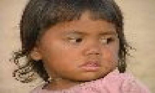 Zdjecie KAMBODżA / brak / Północ Kambodży / Dziewczynka