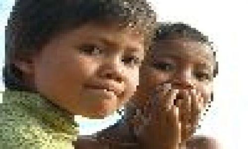 Zdjecie KAMBOD�A / brak / P�noc Kambod�y / Dzieci