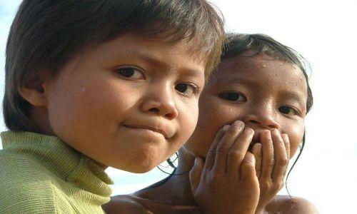 Zdjecie KAMBODżA / brak / północ Kambodży / Dzieci