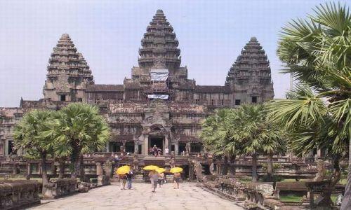 Zdjęcie KAMBODżA / brak / Angkor, Siem Reap / Angkor Wat