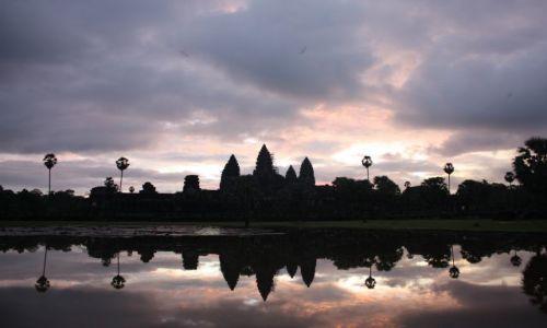 Zdjęcie KAMBODżA / Angkor Wat / Angkor Wat / moja Szangri-la