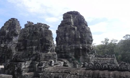 Zdjęcie KAMBODżA / kambodza / angkor / kambodza
