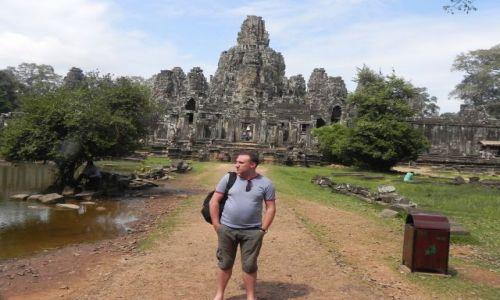 Zdjecie KAMBODżA / Angkor Wat / Angkor Wat / Kambodża