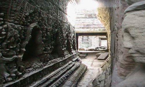 Zdjecie KAMBODżA / brak / Swiatynie Angkor / Swiatynia Preah