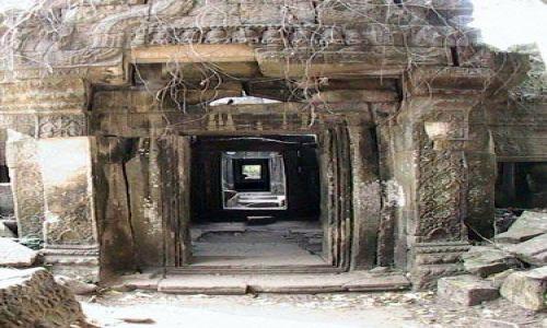 Zdjęcie KAMBODżA / brak / Swiatynie Angkor / PreahKhan