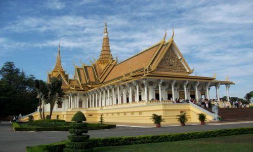 Zdjecie KAMBODżA / Phonm Penh / Phonm Penh / ... za murami ...