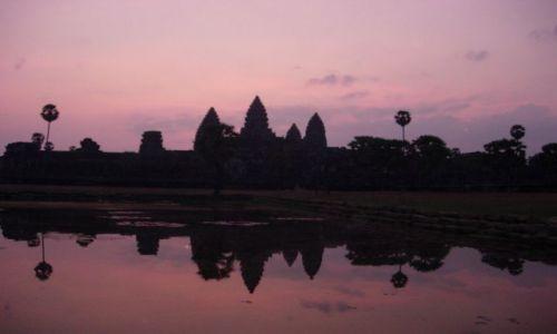 Zdjecie KAMBODżA / brak / Siem Reap, Angkor Wat / Siem Reap