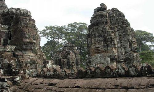 Zdjecie KAMBODżA / brak / Angkor Wat, Siem Reap / Siem Reap