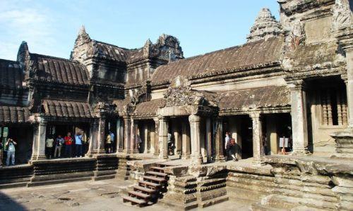 Zdjęcie KAMBODżA / Angkor / Kambodza / Angkor