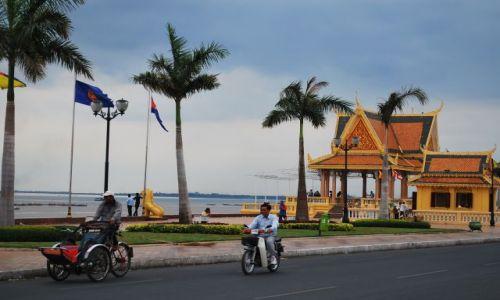 Zdjecie KAMBOD�A / Kambodza / Phnom Pehn / Phnom Pehn