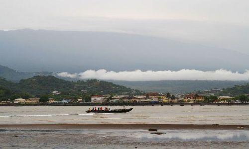 Zdjęcie KAMERUN / Limbe / Limbe / Limbe - Zatoka Gwinejska