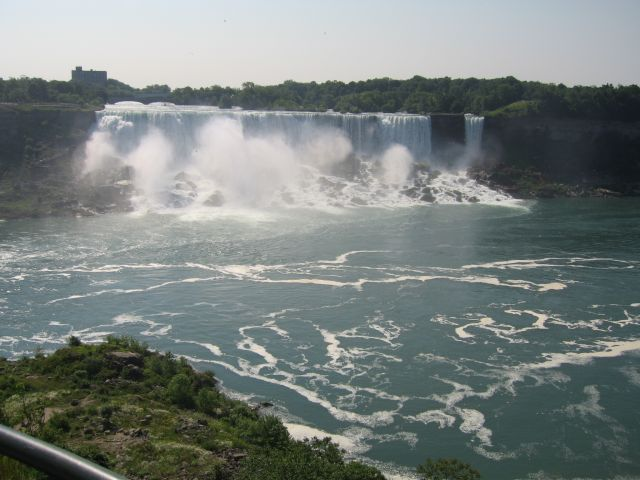 Zdjęcia: strona amerykanska, Niagara Falls, KANADA