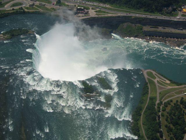 Zdj�cia: strona kanadyjska, canada, Niagara Falls, KANADA