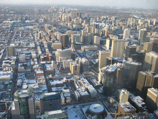 Zdjęcia: Toronto, Ontario, piekny widok miast, KANADA