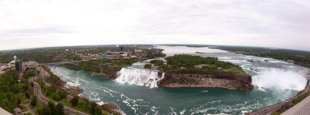 Zdjęcia: Niagara Falls, po tamtej stronie jest usa, KANADA
