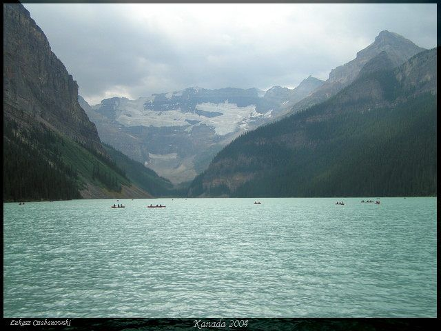 Zdjęcia: Lake Louise, Rocky Mountains, Lake Louise, KANADA