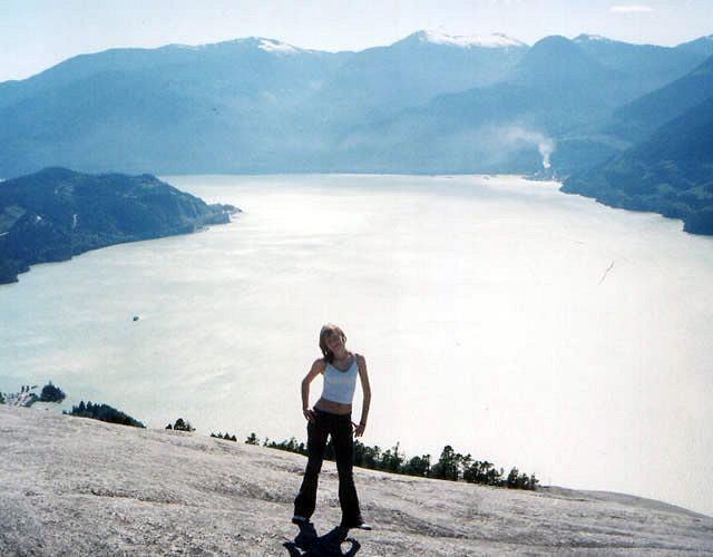 Zdjęcia: Vancouver, Cheaf Peak2 Vancouver, KANADA