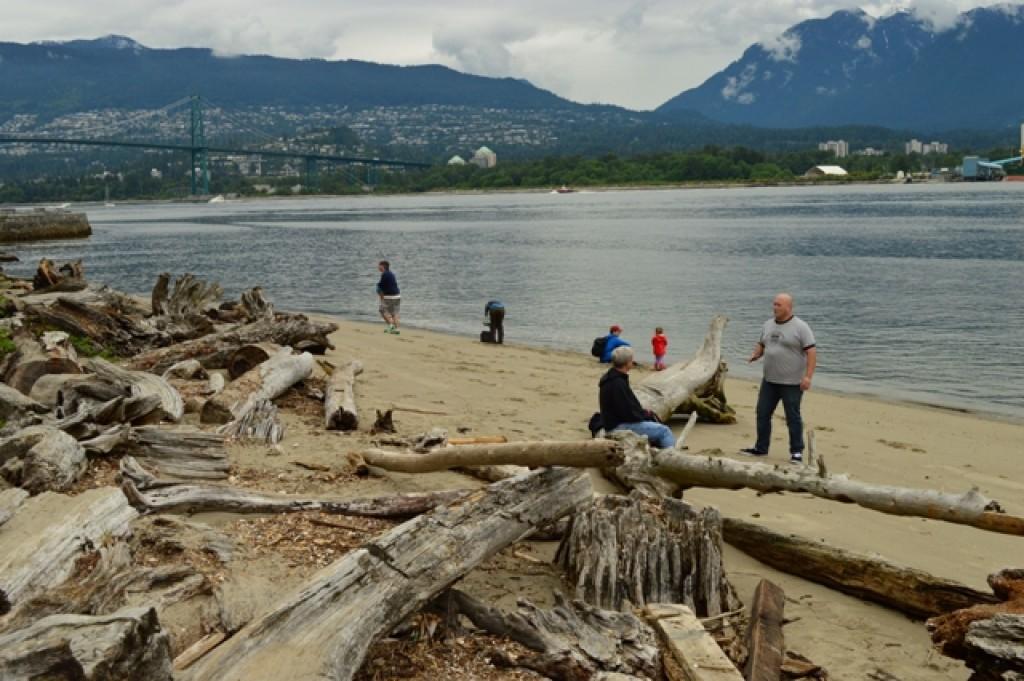 Zdjęcia: Stanley Park, Vancouver, Leniwe popołudnie, KANADA