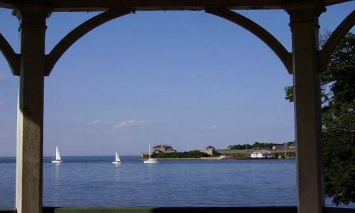 KANADA / Ontario / Niagara on the Lake / inne spojrzenie .....