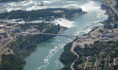 Zdjecie KANADA / canada / strona kanadyjska / Niagara Falls