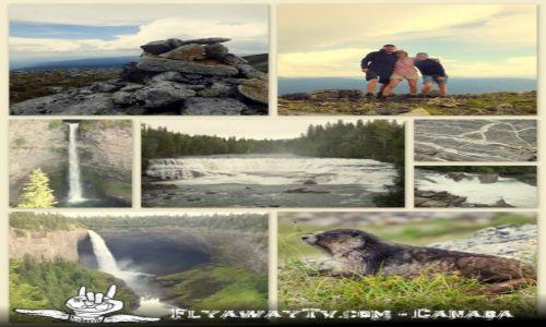 Zdjecie KANADA / Wells Gray Provincial Park. / Wells Gray Provincial Park. / Wells Gray Provincial Park.