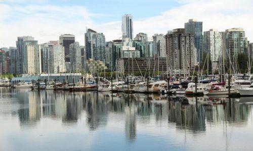 Zdjęcie KANADA / Kolumbia Brytyjska / Vancouver / Miasta Kanady
