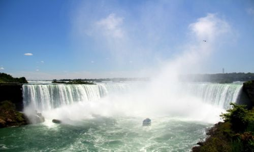 Zdjecie KANADA / Ontario / Niagara Falls / siła