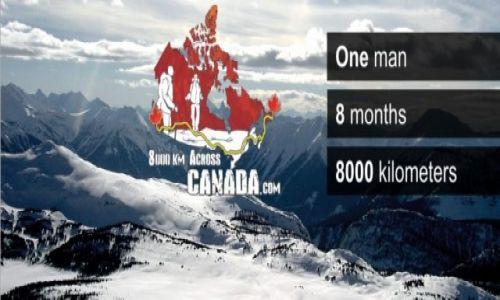 KANADA / --- / --- / 8000km Across Canada