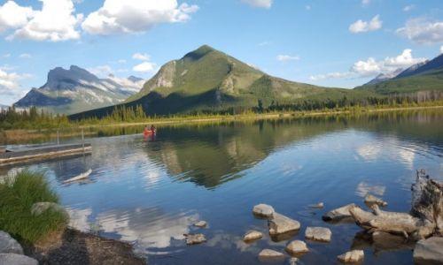 Zdjecie KANADA / Banff / Kanada / Banff