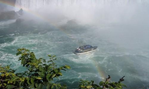 Zdjecie KANADA / Prowincja Ontario / Miasteczko Niagara Falls / Niagara