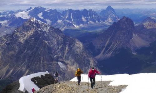 Zdjęcie KANADA / Alberta / Jasper / Mt Edith Cavell